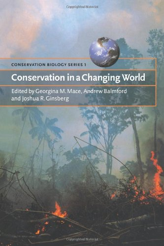 9780521634458: Conservation in a Changing World