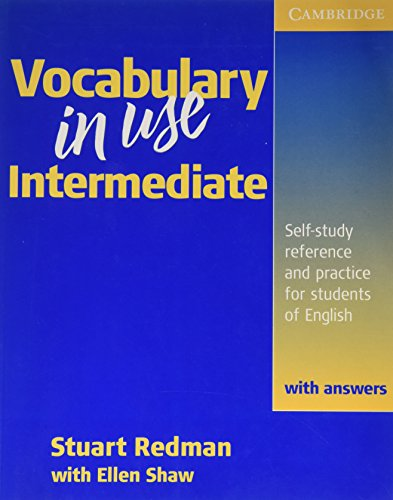 9780521634779: Vocabulary in Use Intermediate Student's Book with Answers