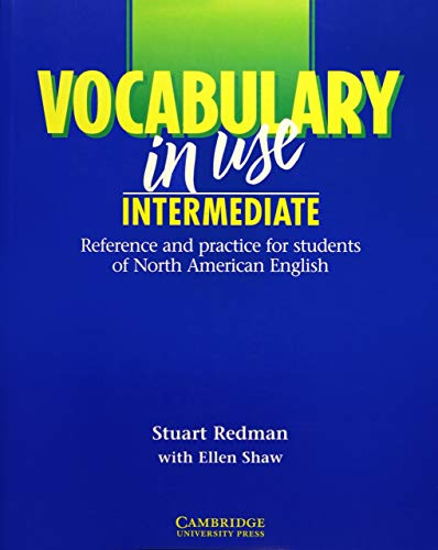 9780521634786: Vocabulary in Use Intermediate: Reference and Practice for Students of North American English: Intermediate Without Answers