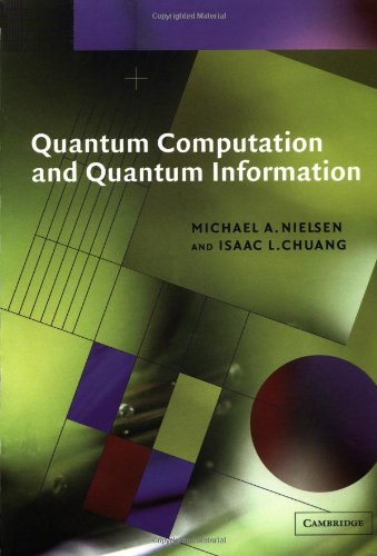 9780521635035: Quantum Computation and Quantum Information (Cambridge Series on Information and the Natural Sciences)