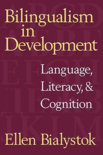 9780521635073: Bilingualism in Development Paperback: Language, Literacy, and Cognition
