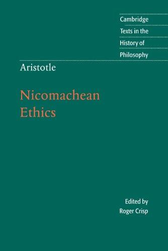 9780521635462: Aristotle: Nicomachean Ethics Paperback (Cambridge Texts in the History of Philosophy)
