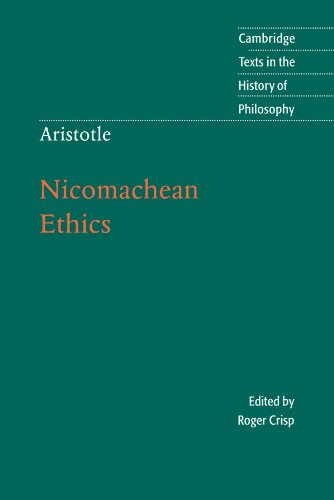 9780521635462: Aristotle: Nicomachean Ethics Paperback (Cambridge Texts in the History of Philosophy)