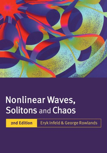 9780521635578: Nonlinear Waves, Solitons and Chaos 2nd Edition Paperback