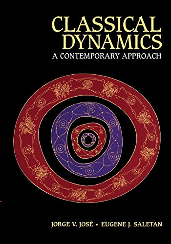 9780521636360: Classical Dynamics: A Contemporary Approach