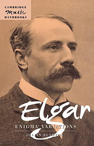 9780521636377: Elgar: Enigma Variations Paperback (Cambridge Music Handbooks)