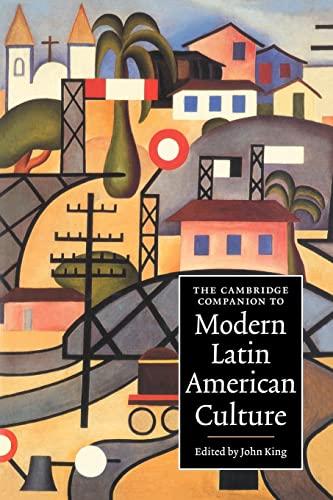 9780521636513: The Cambridge Companion to Modern Latin American Culture (Cambridge Companions to Culture)