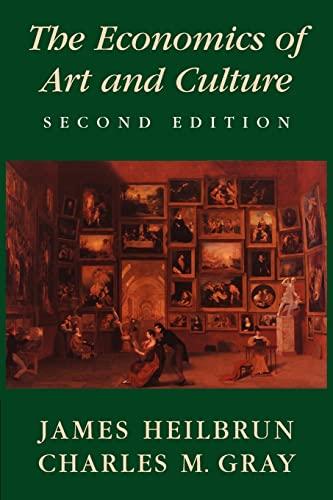 9780521637121: The Economics of Art and Culture