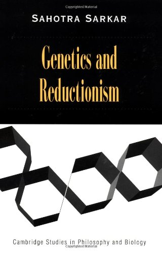 9780521637138: Genetics and Reductionism (Cambridge Studies in Philosophy and Biology)