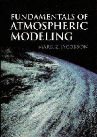 9780521637176: Fundamentals of Atmospheric Modeling