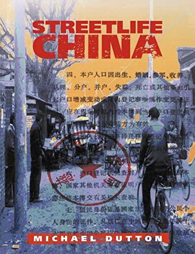 9780521637190: Streetlife China (Cambridge Modern China Series)