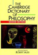 9780521637220: The Cambridge Dictionary of Philosophy