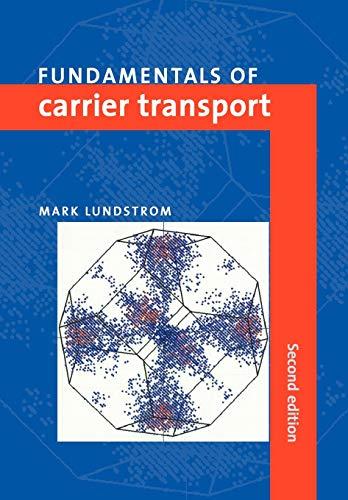 9780521637244: Fundamentals of Carrier Transport