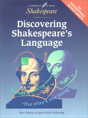 Discovering Shakespeare's Language American Edition (Spiral): Janet Field-Pickering