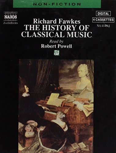 9780521637411: The History of Classical Music Audio Cassette Set (4 Cassettes)