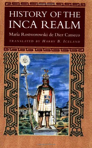 9780521637596: History of the Inca Realm