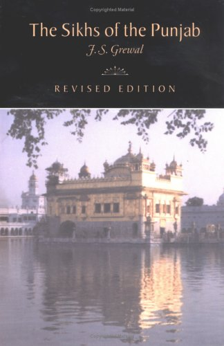 The Sikhs of the Punjab (Paperback or: Grewal, Jasjit Singh