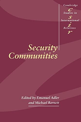 Security Communities (Paperback)