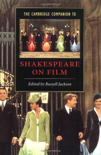9780521639750: The Cambridge Companion to Shakespeare on Film (Cambridge Companions to Literature)