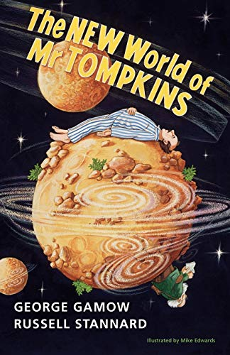 9780521639927: The New World of Mr Tompkins: George Gamow's Classic Mr Tompkins in Paperback