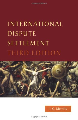 9780521639934: International Dispute Settlement