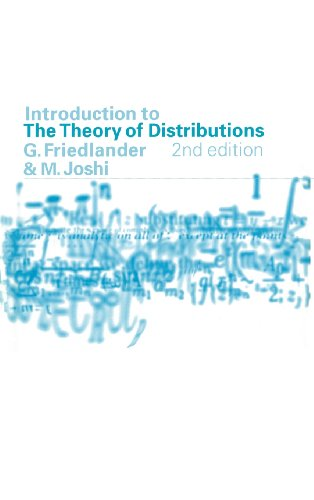 9780521640152: Introduction to the Theory of Distributions