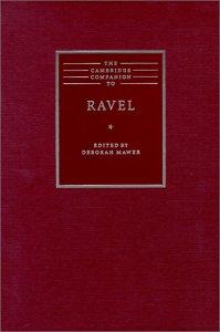 9780521640268: The Cambridge Companion to Ravel (Cambridge Companions to Music)