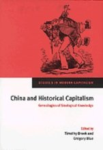 9780521640299: China and Historical Capitalism: Genealogies of Sinological Knowledge (Studies in Modern Capitalism)