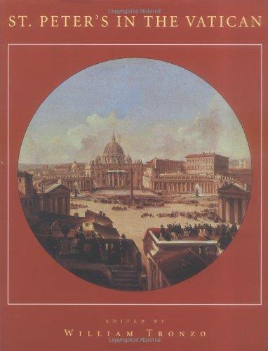 9780521640961: St. Peter's in the Vatican