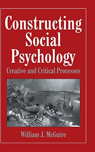 9780521641074: Constructing Social Psychology: Creative and Critical Aspects