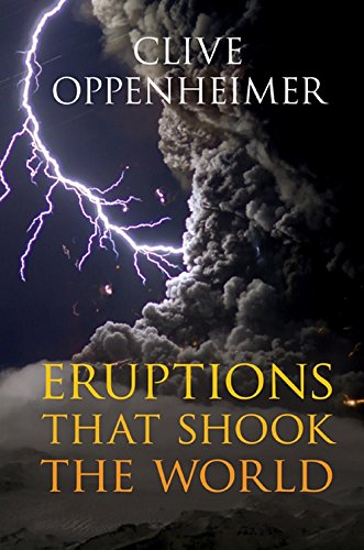 9780521641128: Eruptions that Shook the World