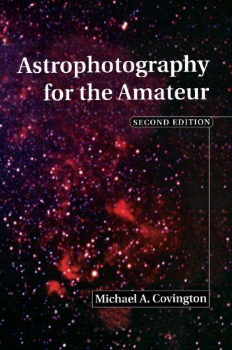 9780521641333: Astrophotography for the Amateur 2nd Edition Hardback