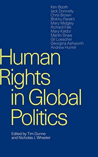 9780521641388: Human Rights in Global Politics Hardback