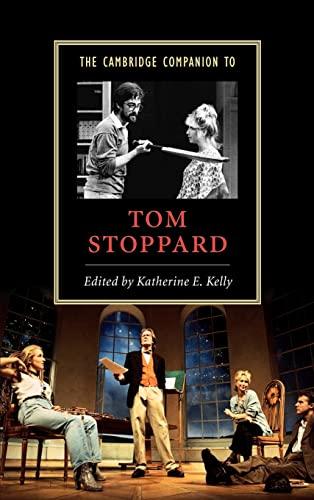 9780521641784: The Cambridge Companion to Tom Stoppard (Cambridge Companions to Literature)