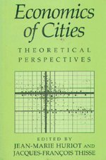9780521641906: Economics of Cities: Theoretical Perspectives