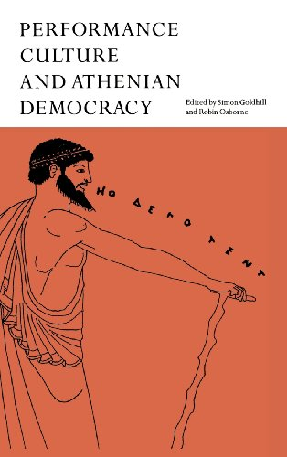 9780521642477: Performance Culture and Athenian Democracy