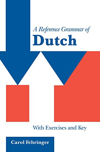 9780521642538: A Reference Grammar of Dutch Hardback: With Exercises and Key (Reference Grammars)