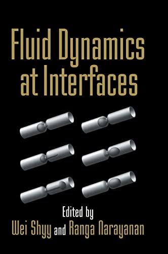 9780521642668: Fluid Dynamics at Interfaces