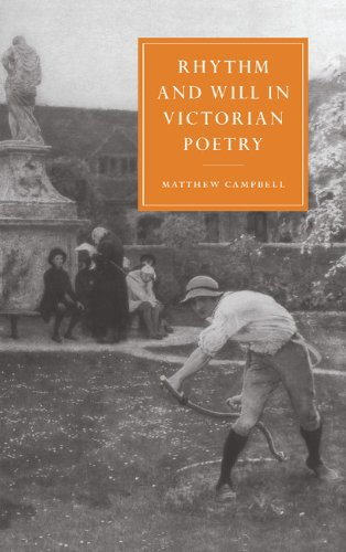 9780521642958: Rhythm and Will in Victorian Poetry (Cambridge Studies in Nineteenth-Century Literature and Culture)