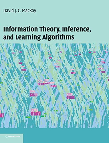 9780521642989: Information Theory, Inference and Learning Algorithms Hardback
