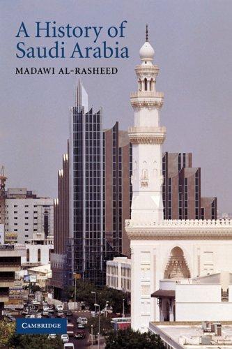 9780521643351: A History of Saudi Arabia
