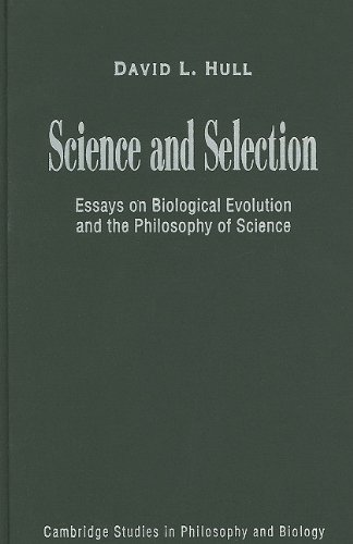 9780521643399: Science and Selection: Essays on Biological Evolution and the Philosophy of Science (Cambridge Studies in Philosophy and Biology)