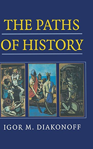 9780521643481: The Paths of History