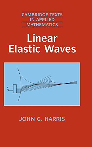 9780521643689: Linear Elastic Waves (Cambridge Texts in Applied Mathematics)