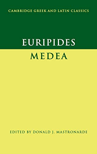 9780521643863: Euripides: Medea (Cambridge Greek and Latin Classics) (Greek and English Edition)