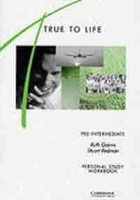 9780521644013: True to Life Pre-intermediate Video activity book