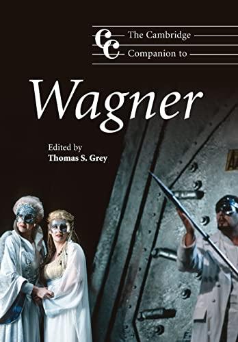 9780521644396: The Cambridge Companion to Wagner (Cambridge Companions to Music)