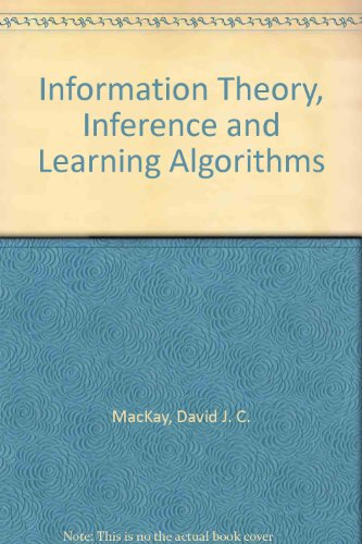 9780521644440: Information Theory, Inference and Learning Algorithms