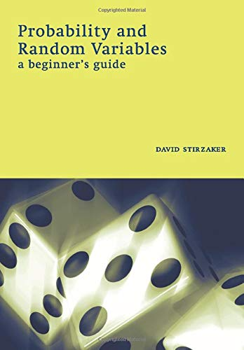 9780521644457: Probability and Random Variables: A Beginner's Guide