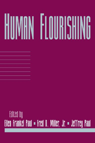 9780521644716: Human Flourishing: Volume 16, Part 1 (Social Philosophy and Policy)